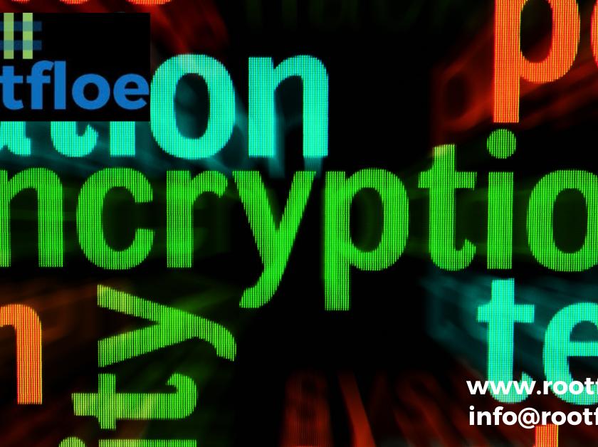 Encryption, Decryption